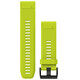 Garmin QuickFit Band 26mm Amp Yellow